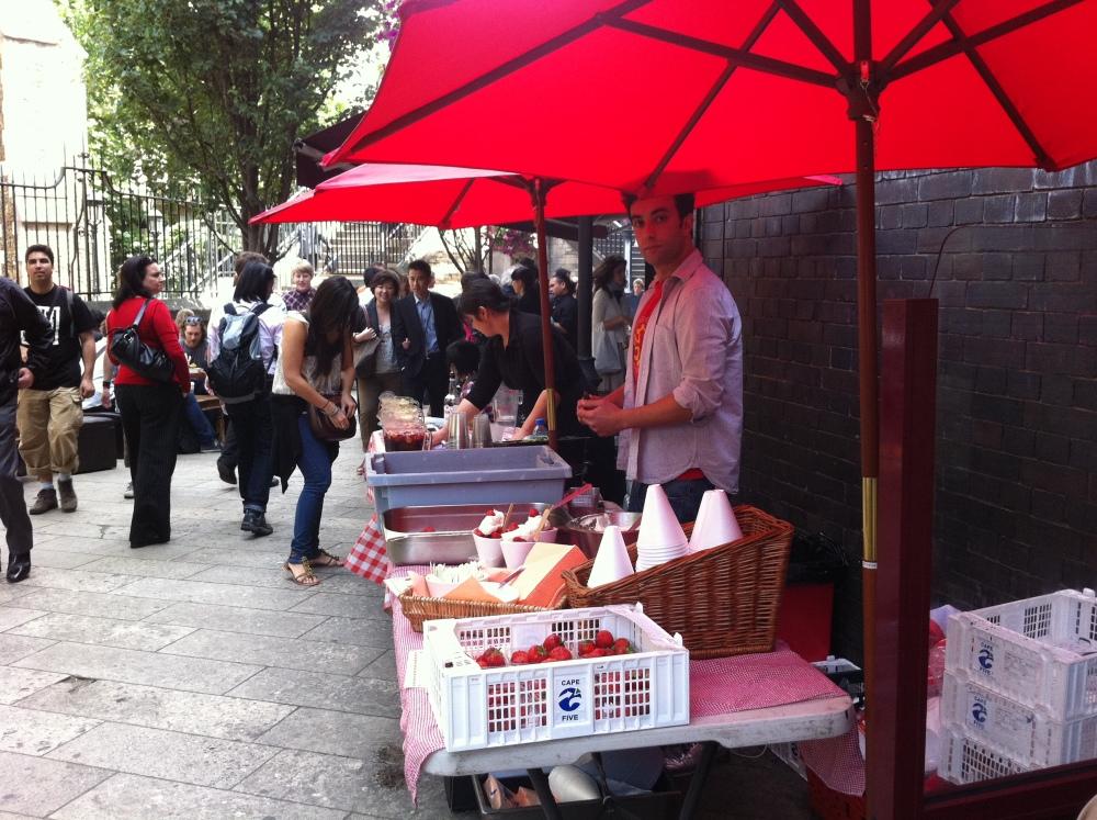 Borough Market and Cafe Nero, London (4/6)