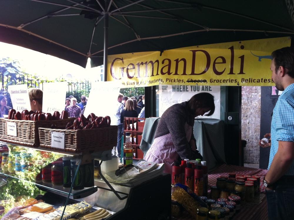 Borough Market and Cafe Nero, London (6/6)