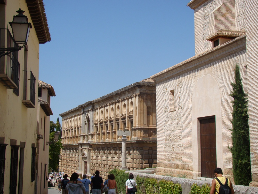 Picturesque Granada (1/6)