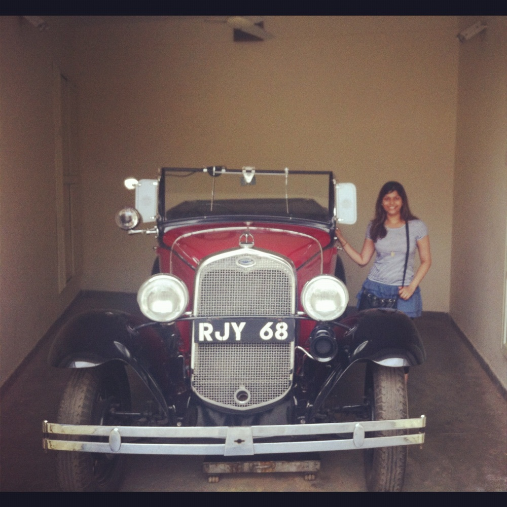 The Vintage and Classic Car Collection of the Palace Udaipur (6/6)