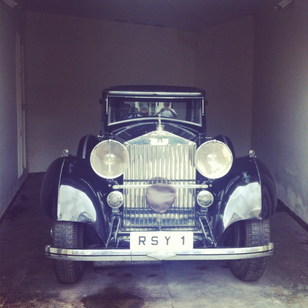 The Vintage and Classic Car Collection of the Palace Udaipur (4/6)