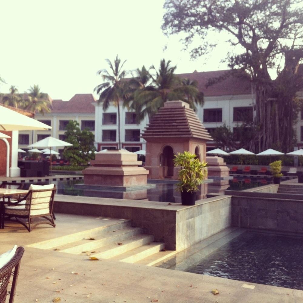 Grand Hyatt Bambolim Goa (1/6)