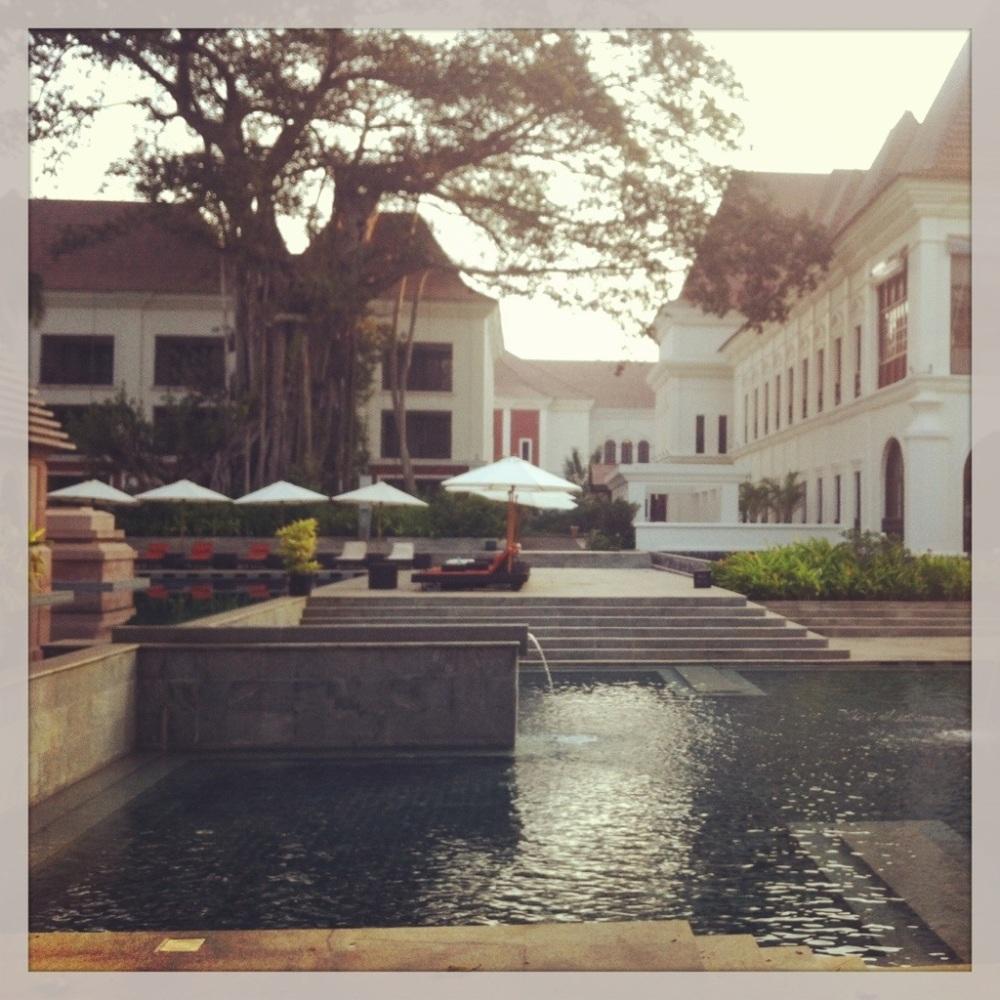 Grand Hyatt Bambolim Goa (2/6)