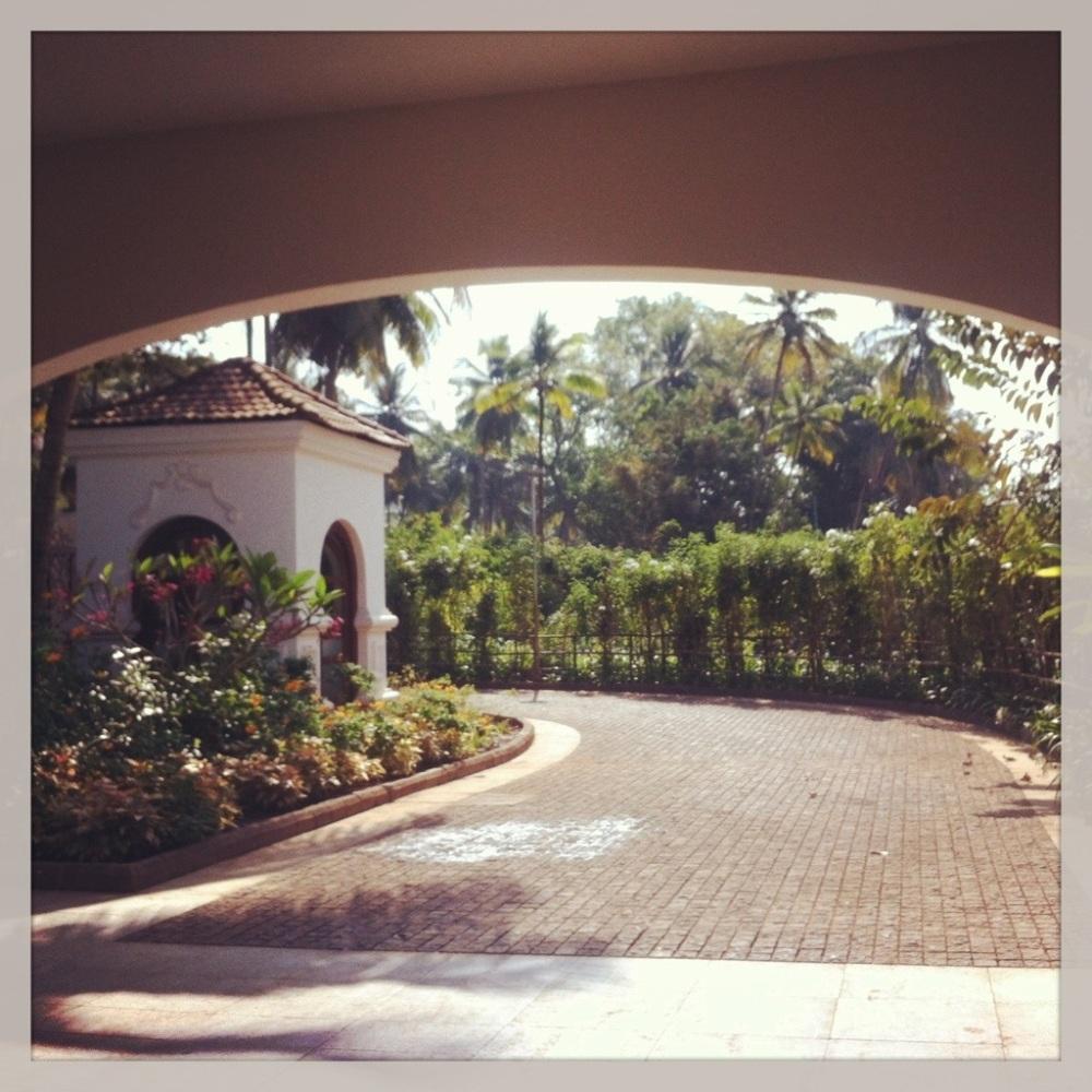 Grand Hyatt Bambolim Goa (4/6)