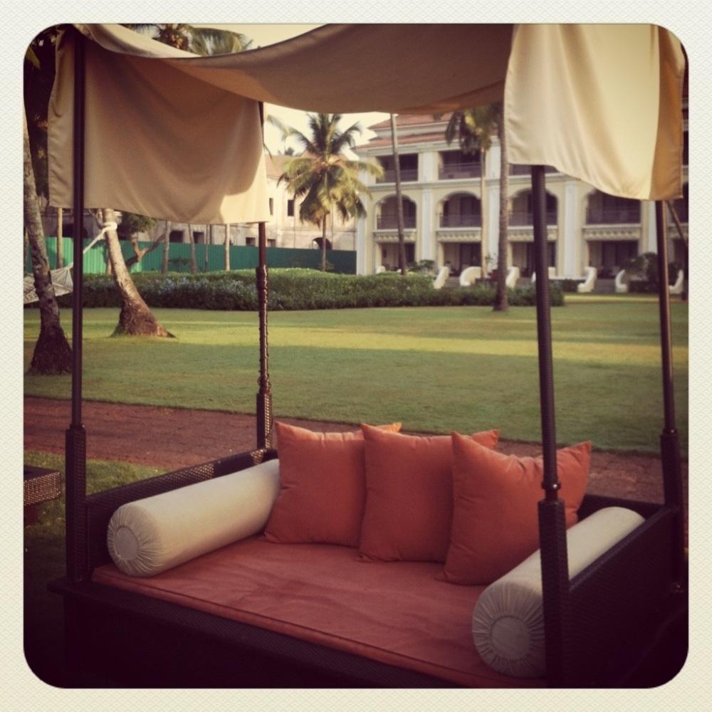 Grand Hyatt Bambolim Goa (5/6)