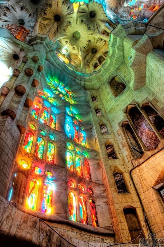 Sagrada Familia, Barcelona - need to revisit!