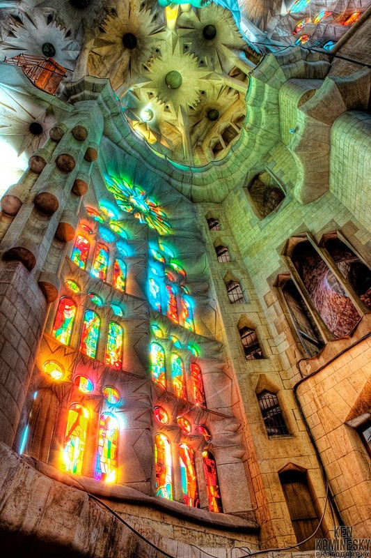 Sagrada Familia, Barcelona - need to revisit!