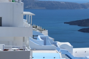 Surrounding hotels in Fira