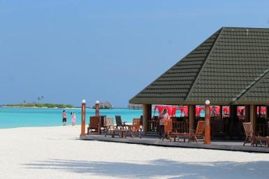 The Beach bar -Hulhangu